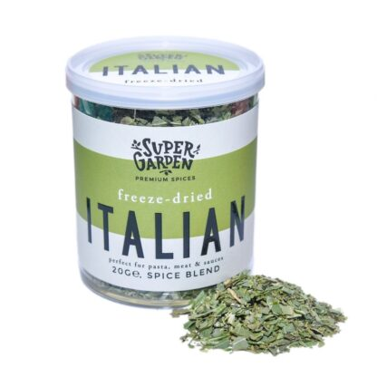 Külmkuivatatud maitsetaimede segu Itaalia