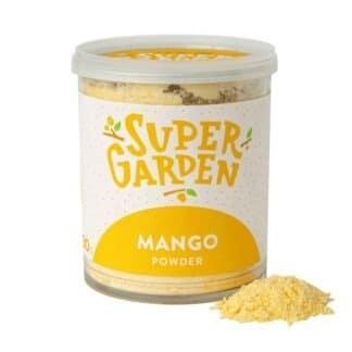 Külmkuivatatud mango pulber puruga