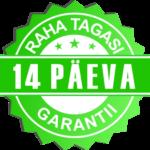 14 päeva garantii