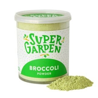 Külmkuivatatud brookoli pulber puruga