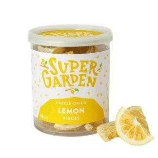 Külmkuivatatud sidruni viilud